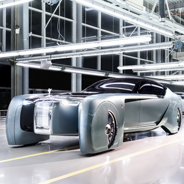 Roll-Royce Vision Next 100