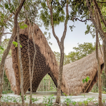 The Ultra Sustainable Mexican Temple
