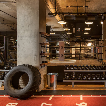 The World's Most Instagrammable Gyms
