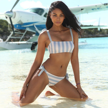 Chanel Iman Stands Out