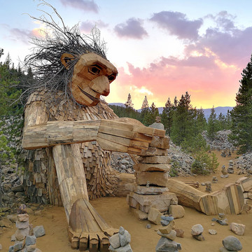 Where the Wild Things are in Real Life