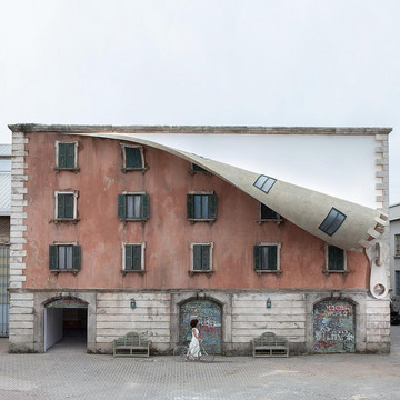 Buildings that Can't be Real but Are