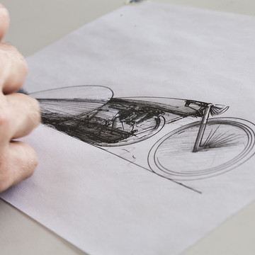 How the Masters Design Custom Motorcycles