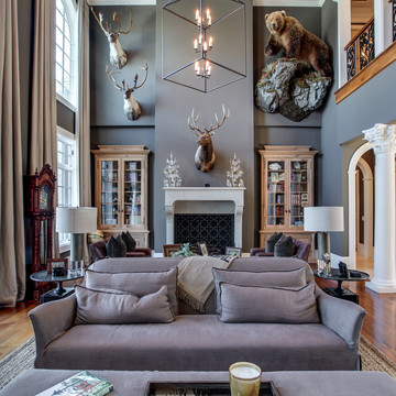 Kelly Clarkson' Aims to Sell her Tennessee Mansion