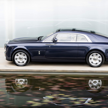 The Most Expensive Car Ever Made Rolls onto the Scene