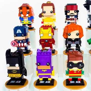 Movie-Inspired Lego Series Will Charm You