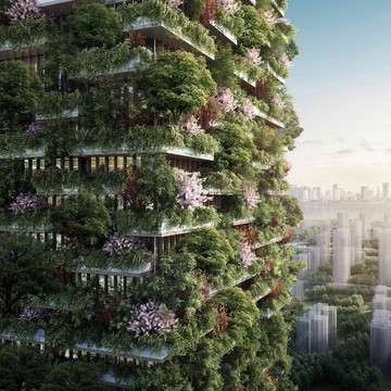 Asia's first 'Vertical Forest'