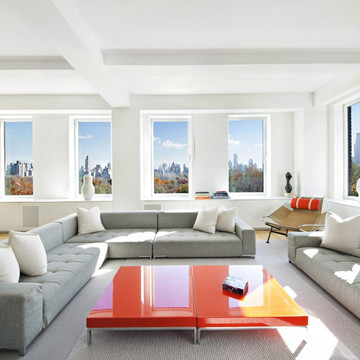 Central Park's Prized Renovated Apartment