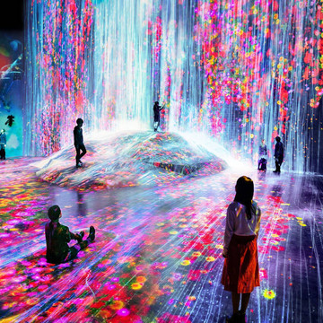 An Immersive Art Experience Like No Other