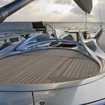 The Angels' Share, Your $12MM Superyacht