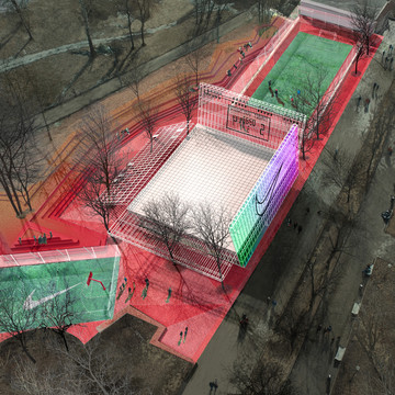 Nike is Set to Build a Landmark Sports Park in Moscow