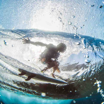 Brandon Campbell - Picture Taker, Wave Rider