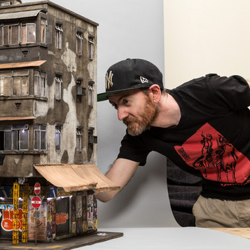 These Tiny Models Look Like Real Cityscapes