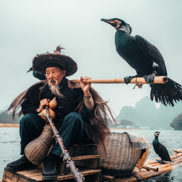 This Chinese Fishing Tradition is Beautiful